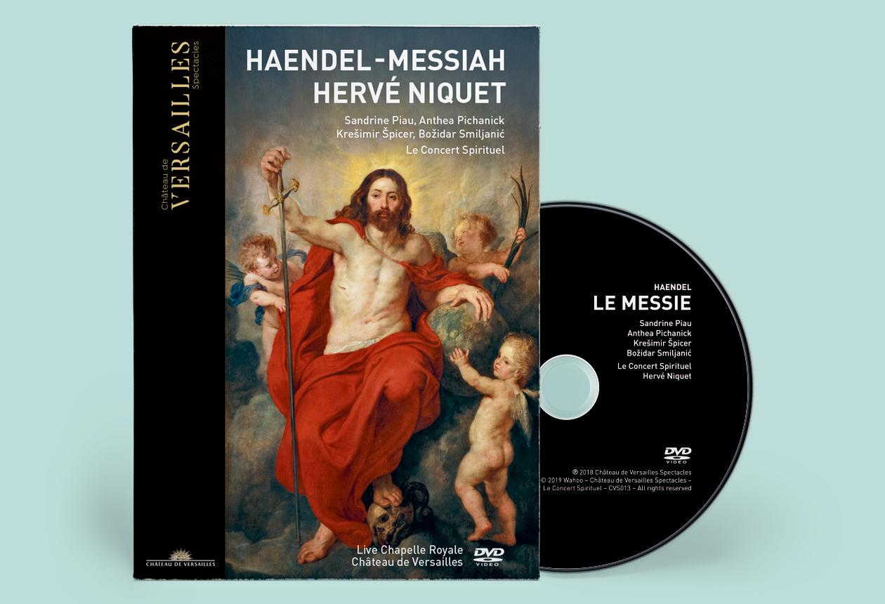 N°13 | DVD - Haendel - Messiah