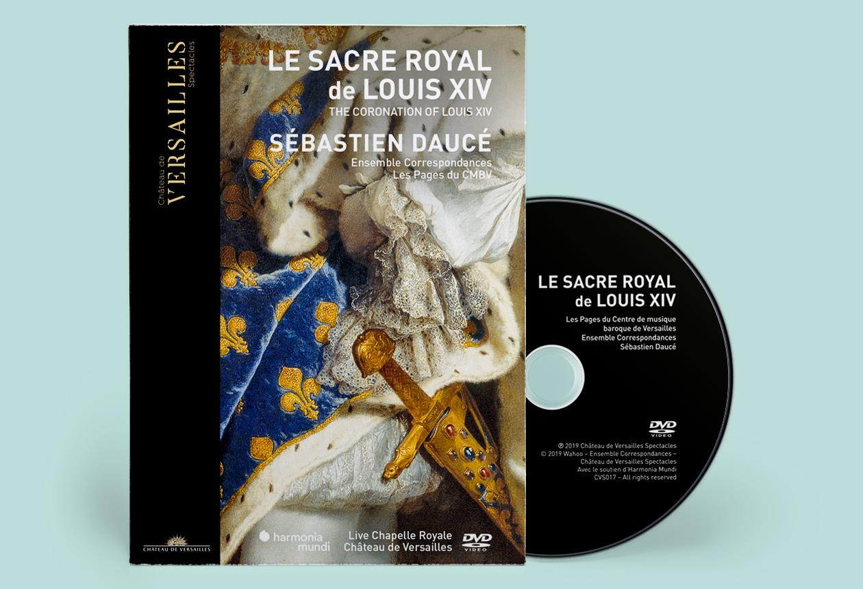 N°17 | DVD - Sacre Royal de Louis XIV