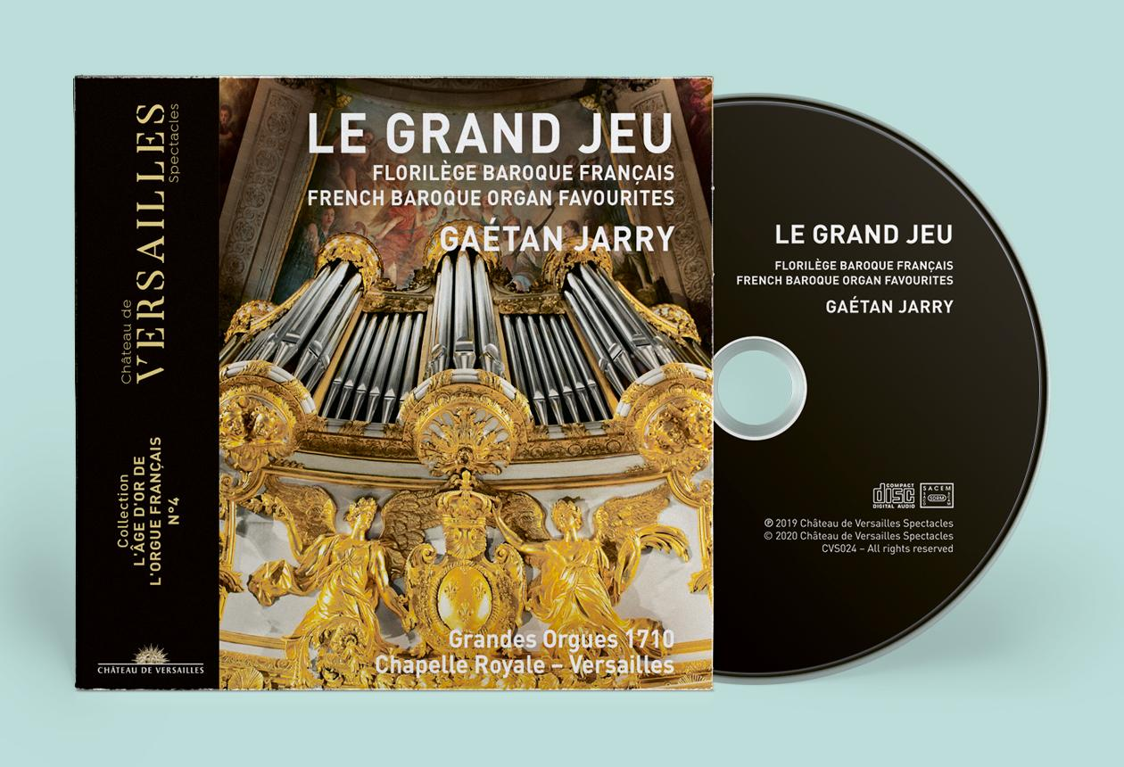N°24 | CD - Le Grand Jeu