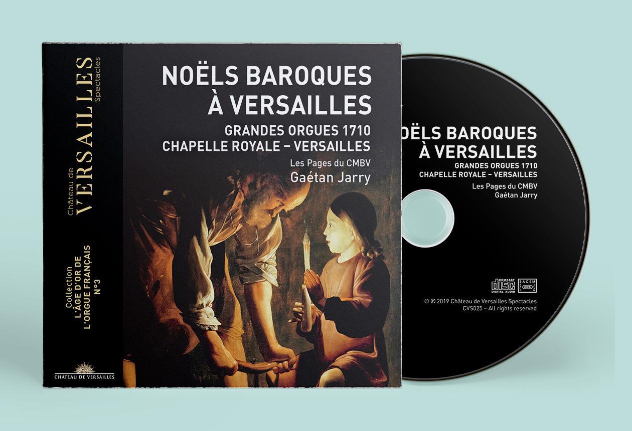 N°25 | CD - Noëls Baroques à Versailles